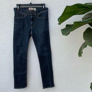 Levi's Mens 510 Skinny Jean 16 Regular